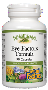 Natural Factors Eye Factors Formula