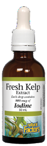Natural Factors Fresh Kelp Extract