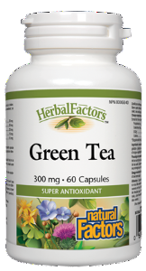 Natural Factors Green Tea 300mg
