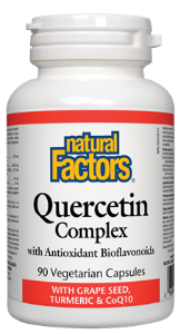 Natural Factors Quercetin Complex
