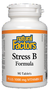 Natural Factors Stress B Formula