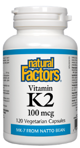 Natural Factors - Vitamin K2