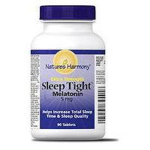 Nature's Harmony Melatonin 3 mg