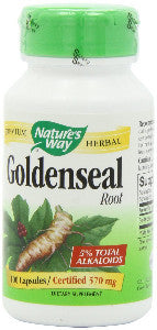 Nature's Way Goldenseal