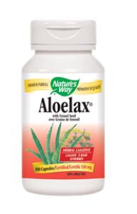 Nature's Way Aloelax