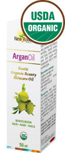 New Roots Organic Argan Oil