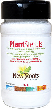 New Roots Plant Sterols