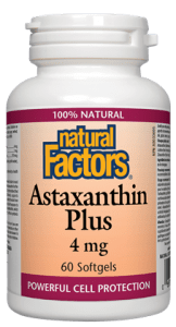 Natural Factors - Astaxanthin Plus