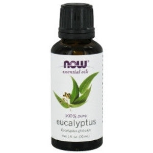 Now 100% Pure Eucalyptus Oil