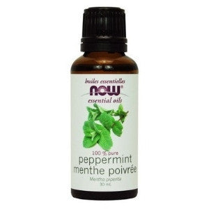 NOW Peppermint Essential Oil