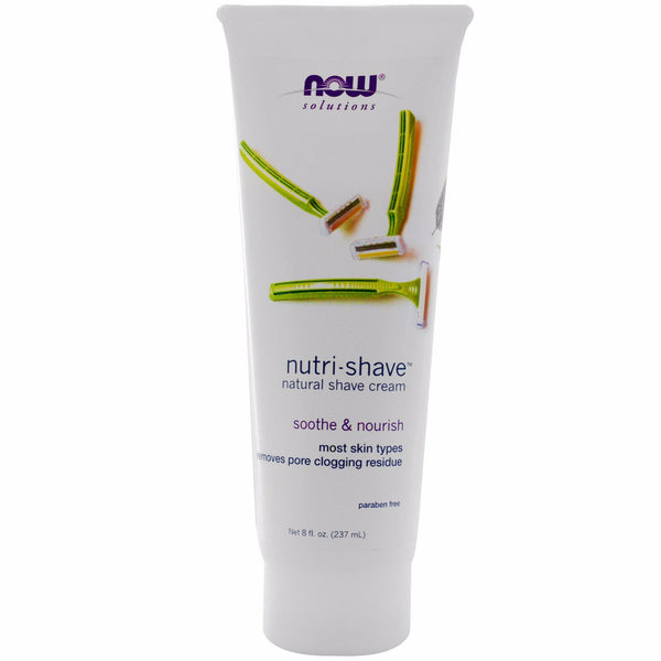 Now Shave Gel - Nutri Shave