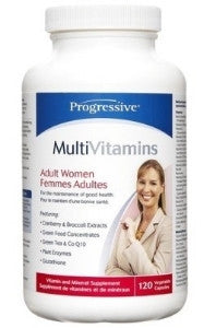 Progressive Adult Women Multivitamins