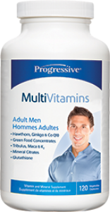 Progressive Adult Men Multi Vitamin