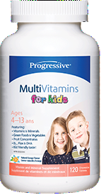 Progressive Multivitamin for Kids