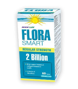 Renew Life Flora Smart 2 billion