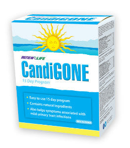 Renew Life CandiGONE Cleanse Kit