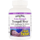 Natural Factors Extra Strength Tranquil