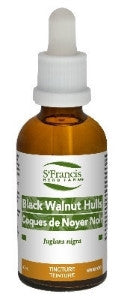 St. Francis Black Walnut Hulls