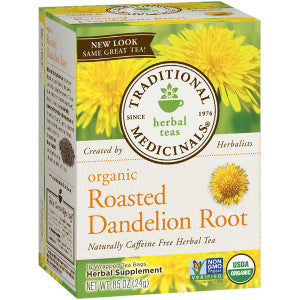 Traditional Medicinals Organic Dandelion Tea