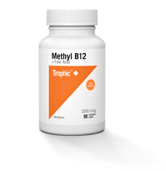Trophic Methyl B12 + Folic Acid