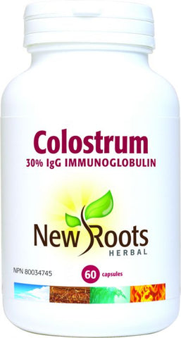 New Roots Colostrum 60 caps