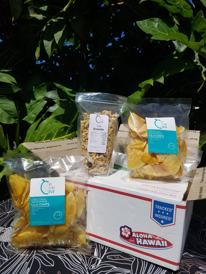 'Ulu (Breadfruit) Product Bundles