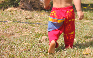 Kids Size 2 ʻOpihi Picker Pants