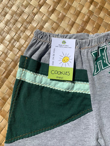 "Kids Size 2 ""Grey University of Hawaii Volleyball"" ʻOpihi Picker Pants"