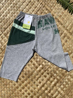 "Load image into Gallery viewer, Kids Size 2 ""Grey University of Hawaii Volleyball"" ʻOpihi Picker Pants"