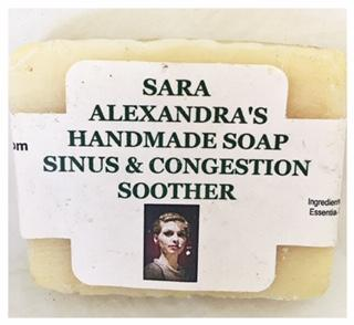 Sinus Soother Soap