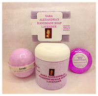 LAVENDER SKIN CARE SET - petandpeopleboutique