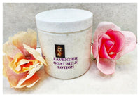 Lavender Goat Milk Lotion - petandpeopleboutique