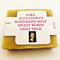 Sweet Roses Goat Milk - petandpeopleboutique