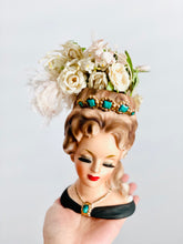 Load image into Gallery viewer, Vintage 1960s Lady Aileen head porcelain vase
