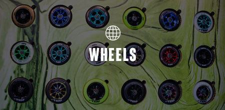 Lucky Scooter Wheels