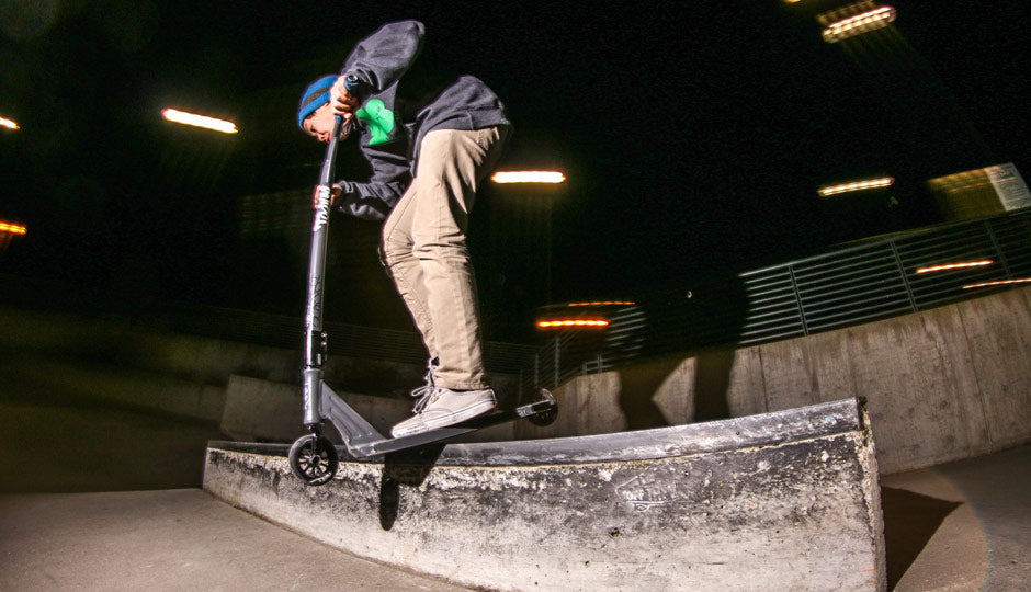 Lucky Title Team Rider Brent Ikedah Pic 04