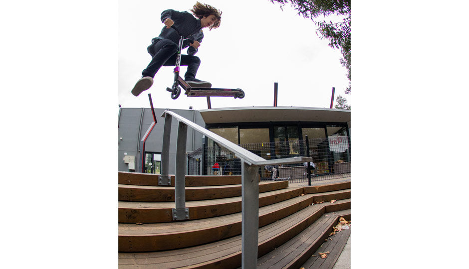Lucky Team Pro Rider Jeremy Petropolous Pic 02