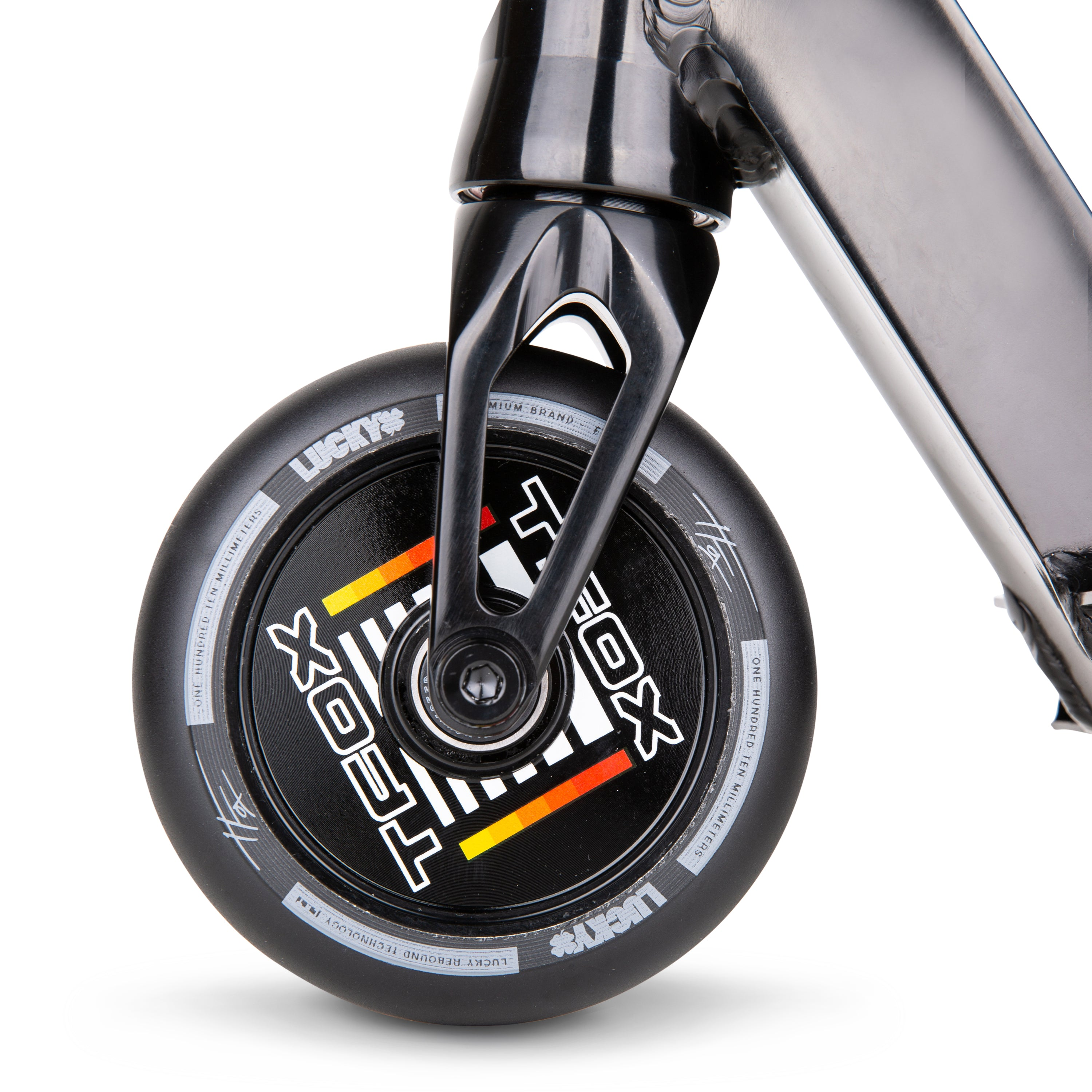 1-Count Lucky TFox Signature Hollow Core Scooter Wheel