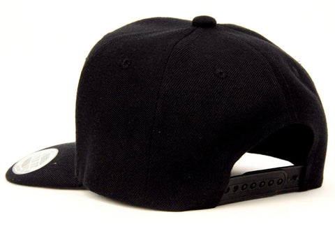 Lucky Solid Logo Snapback Hat