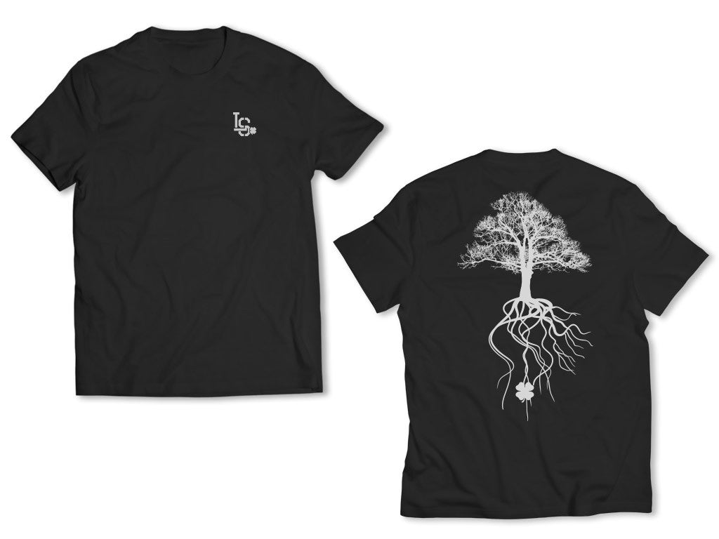 Lucky Deep Roots Tree T-shirt