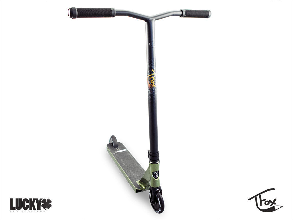 TFOX Sig Pro Scooter
