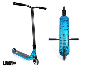 Lucky Pro Scooters - Custom Scooters and Pro Scooter Parts