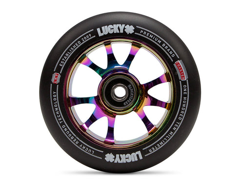 Pro Scooter Wheel - NeoChrome - TOASTER™ 110mm by Lucky Scooters
