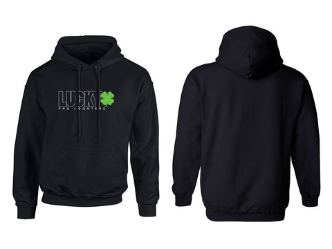 Lucky Youth Outline Logo Hoodie