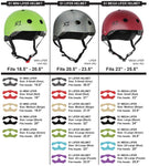 S1 Lifer Helmet Sizing liner Image