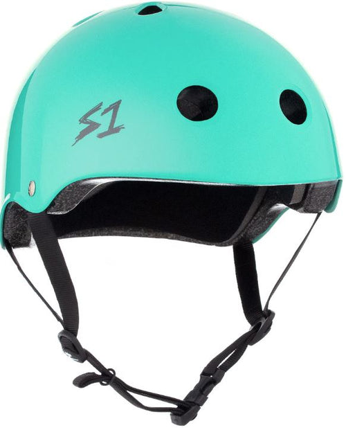 S1 Lifer Helmet Lagoon Gloss
