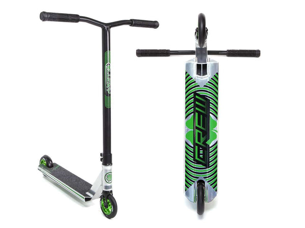 Lucky Crew Pro Scooter Platinum