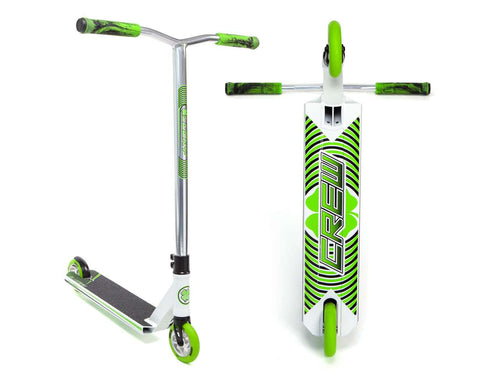 Lucky Crew Pro Scooter  Sea Green