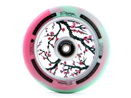 Pro Scooter Wheel - Darcy Cherry-Evans Sig - LUNAR™ by Lucky Scooters