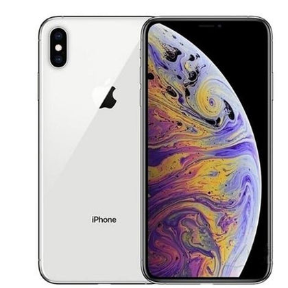 Unlocked Used Original iPhone XS Max 64GB-silver